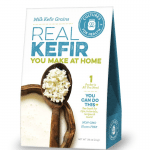 Milk Kefir Grains – Front