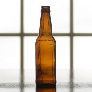 12 oz Beer Bottle